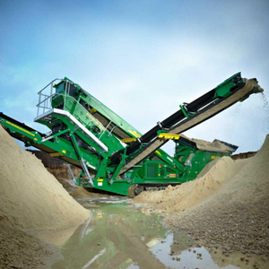 McCloskey Screeners and Vibratory Screens | Pacific Rock and